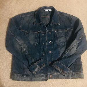 Vintage Armani Exchange Denim Jacket